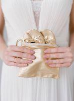 Ballerina Bride Box gold