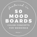 Gefeatured in 50 Moodboards ein Buch voller Inspirationen für Brautpaare und Brides to be