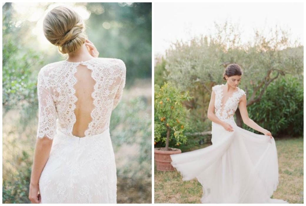 Hochzeitstrends 2018 - Brautkleider