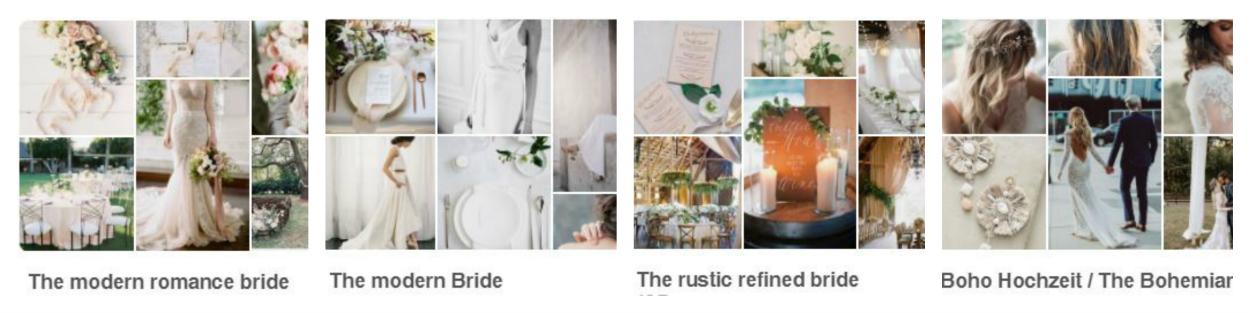 Was ist dein Hochzeitsstil, romantisch, boho, rustikal, minimalistisch?