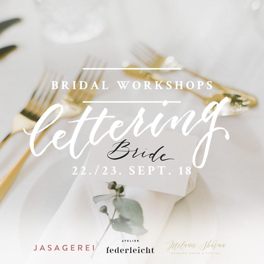 Workshop Lettering, Salzburg, Melanie Sharma